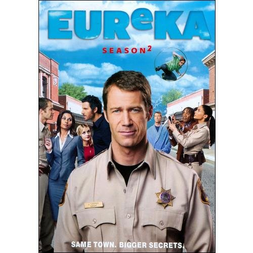 Eureka: Season 2 (Widescreen)