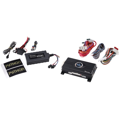 Python PS3000 SmartStart Remote Start System with Keyless Entry