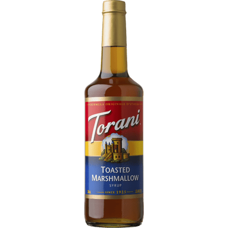 Torani Toasted Marshmallow Syrup 750ml