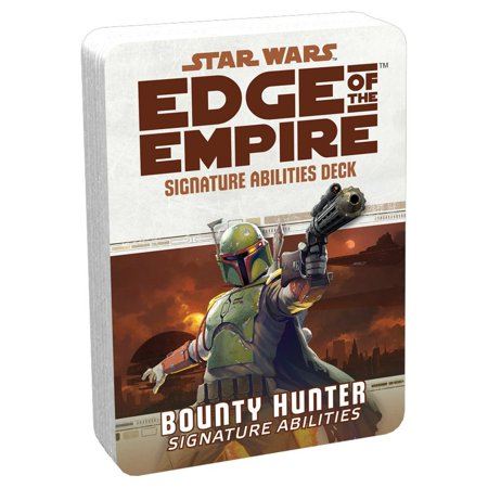 Star Wars  Edge Of The Empire  Bounty Hunter