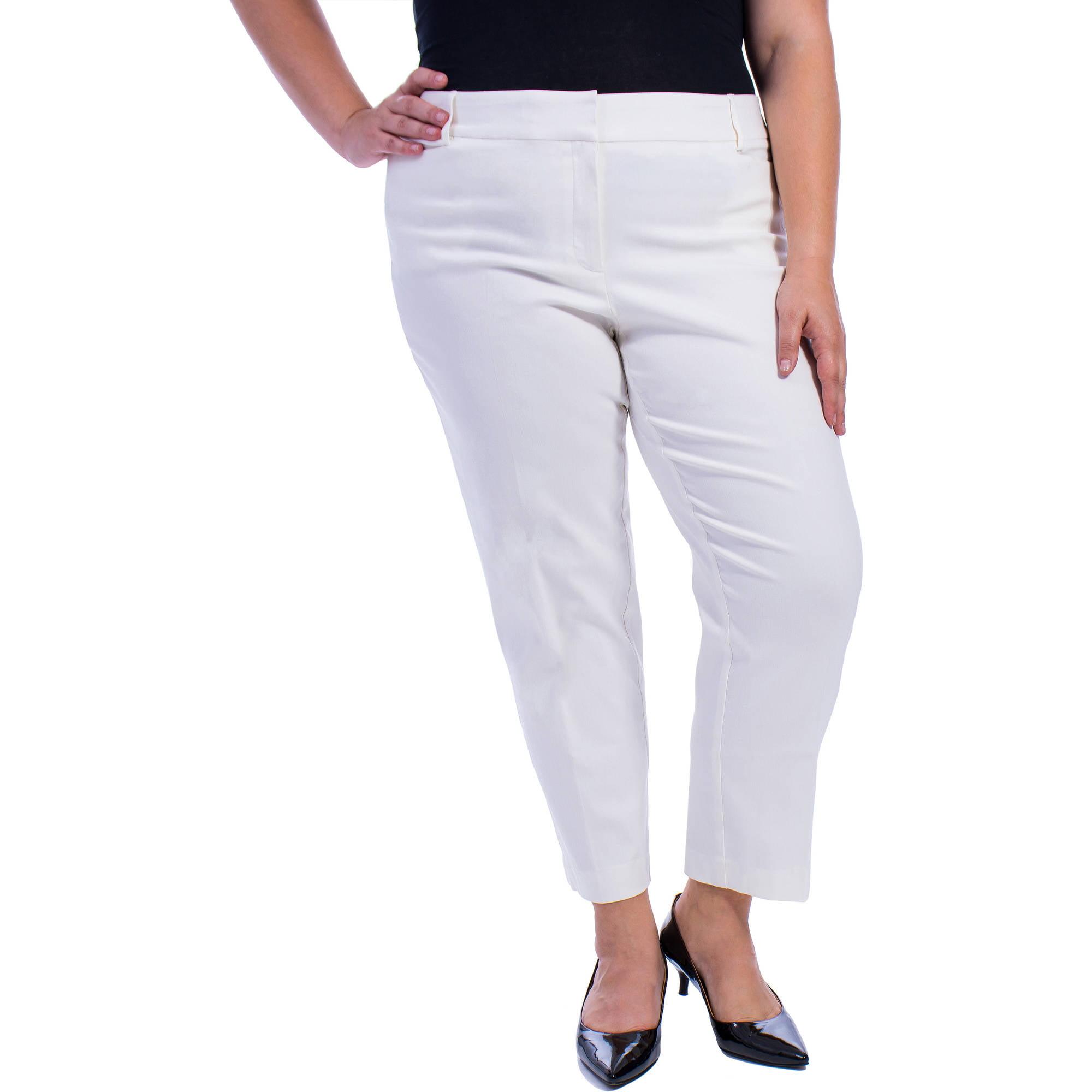 George Women's Plus-Size Millennium Suiting Pant