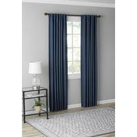 Mainstays 100% Blackout Single Panel Window Curtain