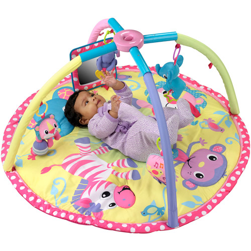 Infantino Baby Girl Animals Twist Amp F Walmart Com