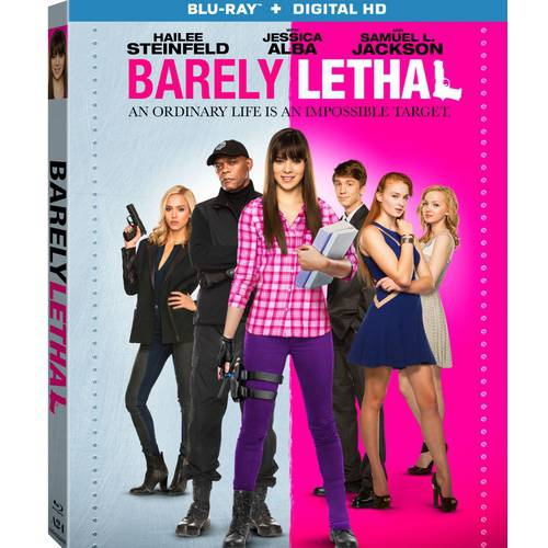 Barely Lethal (Blu-ray + Digital HD) (Widescreen)