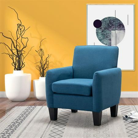 Lilola Home Club Chair, Blue