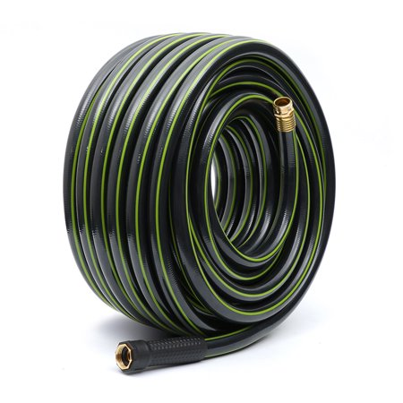 "Worth Garden Heavy-Duty Kink Free 3/4"" x 100' Garden Hose"
