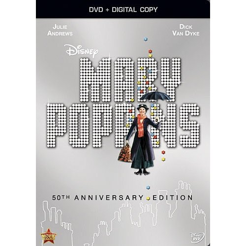Mary Poppins (50th Anniversary Edition) (Widescreen, ANNIVERSARY)