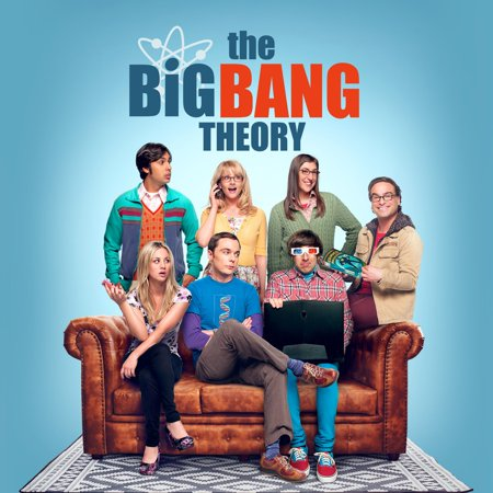 The Big Bang Theory: The Complete Twelfth and Final Season (Blu-ray)