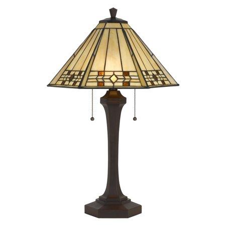 Cal Lighting Tiffany BO-2676 Table Lamp