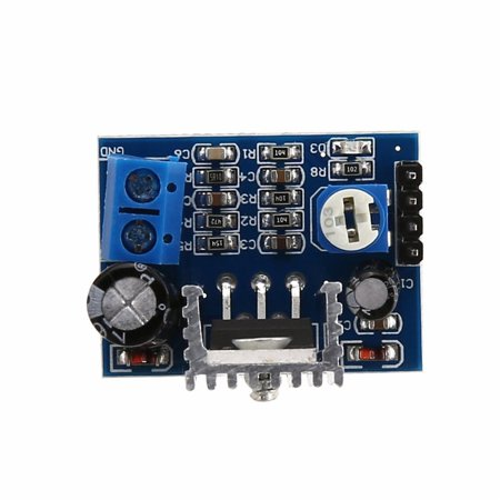 HC-TOP TDA2030A Super Mini DC 6-18V Power Audio Amplifier Board Module Dual Channel - image 2 of 6