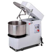 Hakka Commercial Dough Mixers 30 Quart Stainless Steel 2 Speed Rising Spiral Mixers-HTD30B(220V/60Hz,3 Phase)
