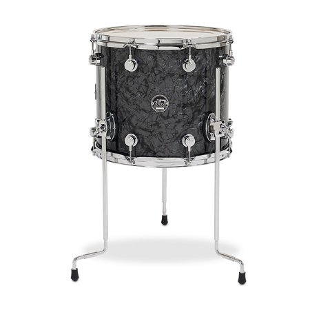 DW Performance Series Floor Tom Black Diamond 14 x 12