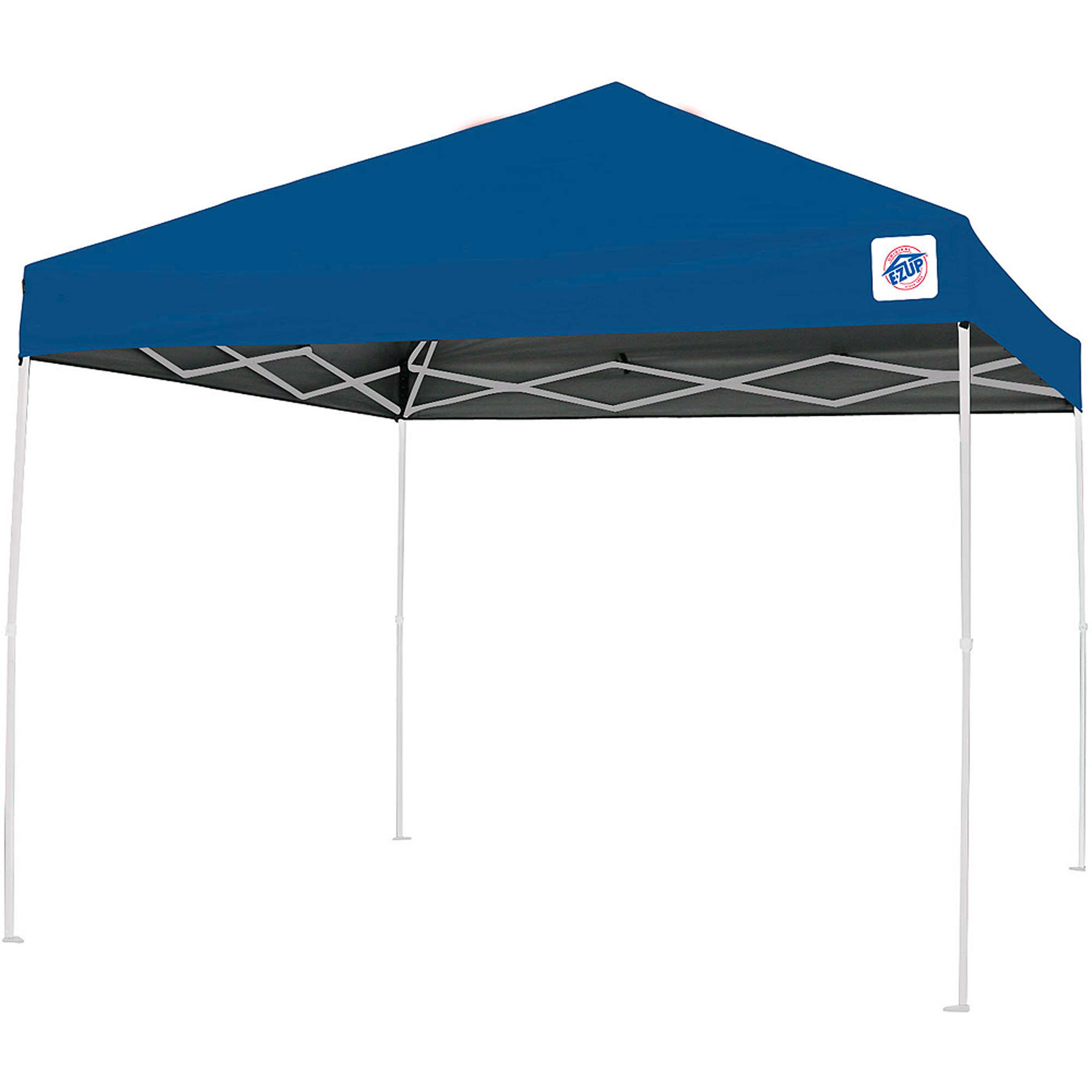 E-Z Up Envoy 10u0027x10u0027 Straight Leg Instant Canopy (100 sq. ft  sc 1 st  Walmart : walmart pop up tent - memphite.com