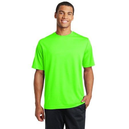 Sport-Tek® Posicharge® Racermesh™ Tee. St340 Neon Green L - image 1 de 1