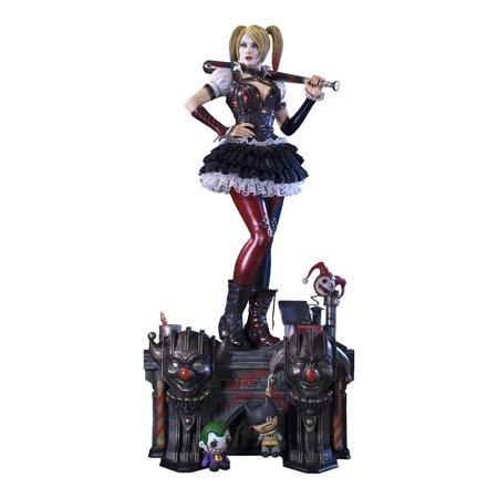 DC Comics Batman: Arkham Knight Harley Quinn 1/3 Scale Polystone Statue ()
