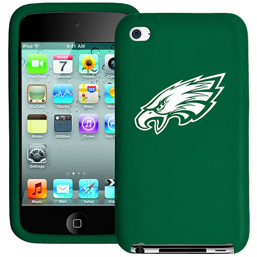 Tribeca iPod touch 4th Generation Solo Shell Varsity Jacket, Philadelphia Eagles, Dark Green