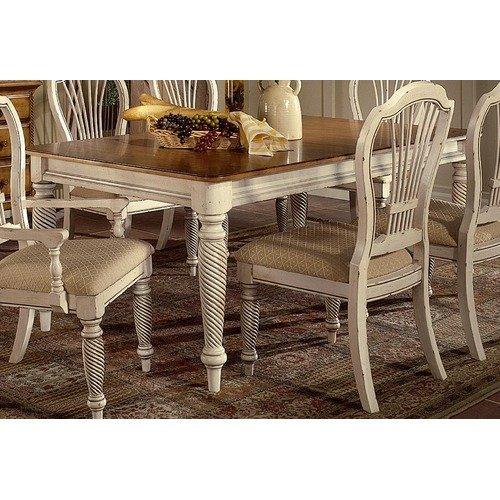 Hillsdale Furniture Wilshire Rectangle Dining Table