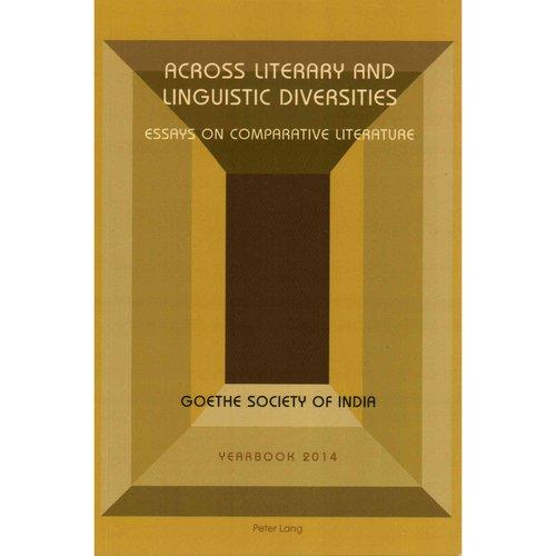 Comparative literature essays