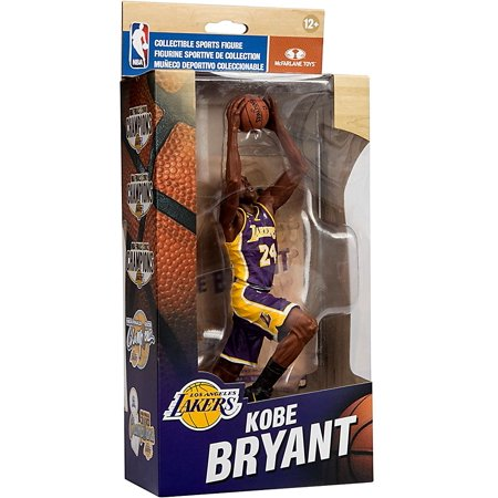 McFarlane Championship Series Kobe Bryant Action Figure [NBA Finals 2009]