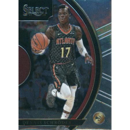 2017-18 Panini Select #89 Dennis Schroder Atlanta Hawks Basketball Card](Atlanta Halloween Ball 2017)
