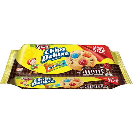 Keebler Chips Deluxe Rainbow Cookies, 17.2 oz for $<!---->