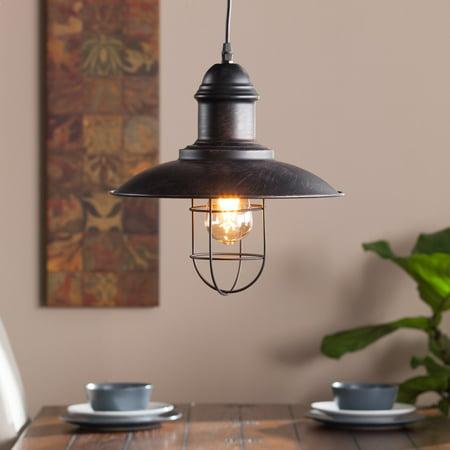 - Southern Enterprises Tesino LT1808 Pendant Light