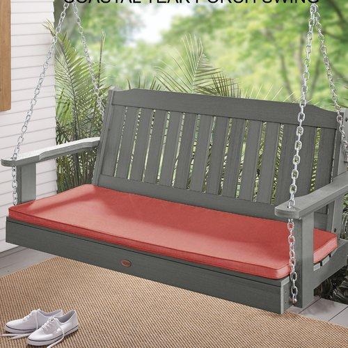 Canora Grey Indoor/Outdoor Sunbrella Bench Cushion