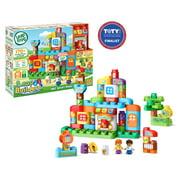 LeapFrog LeapBuilders ABC Smart House Learning Blocks Toy for Kids