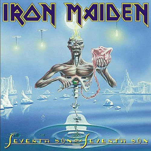 Seventh Son Of A Seventh Son (Limited Edition) (Remaster)