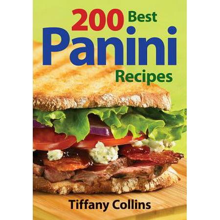 200 Best Panini Recipes (The Best Halloween Punch Recipe)