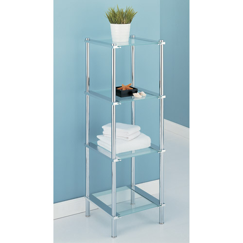 Neu Home Contas Collection 4-Tier Shelf