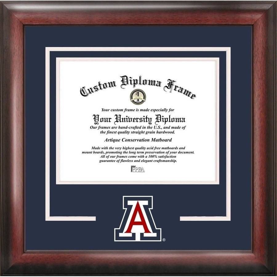 "University of Arizona Wildcats 8.5"" x 11"" Spirit Diploma Frame"