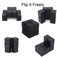 GLiving 2x2x2 Infinite Decompression Fingertip Cube Decompression Artifact Infinity Block Magic Cube Anti Anxiety Stress