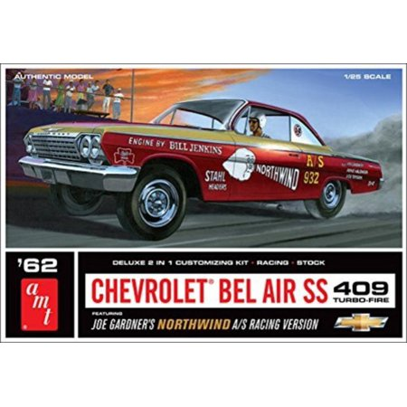 1/25 1962 Chevy Bel Air Super Stock