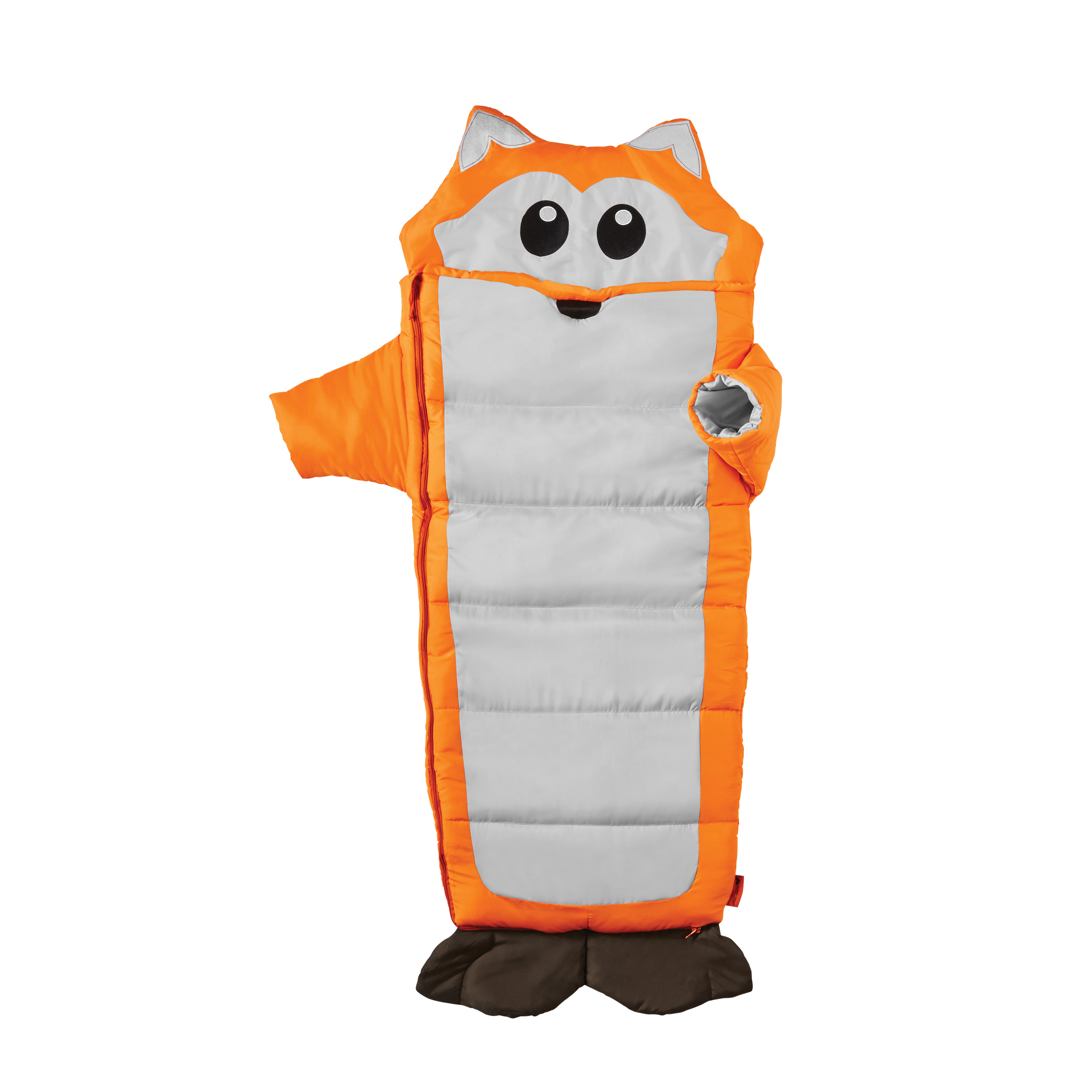 OZARK TRAIL KIDS SLEEPING BAG-FOX