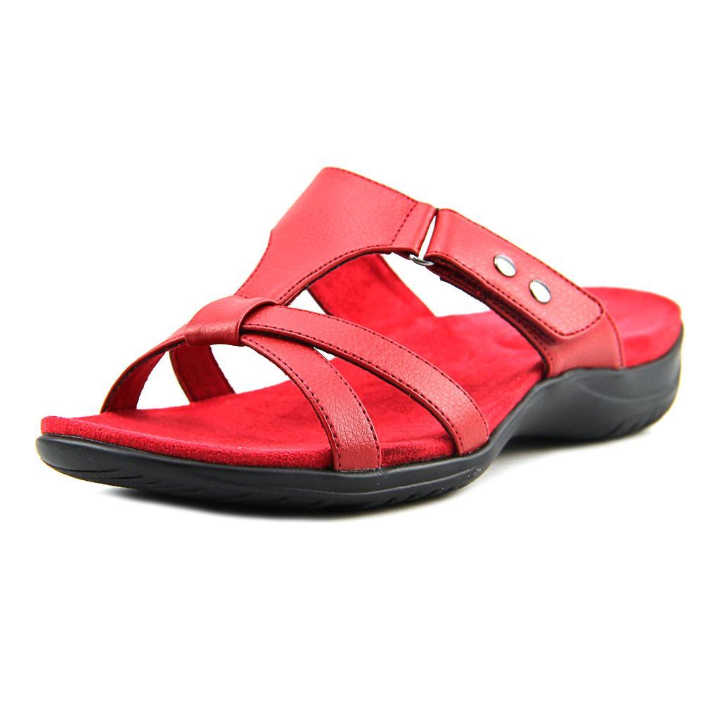 Easy Spirit Blaze WW Open Toe Synthetic Slides Sandal by Easy Spirit