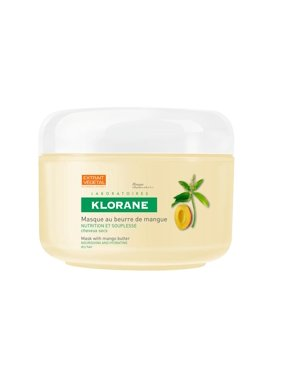 Klorane Mask with Mango Butter, 5 Oz