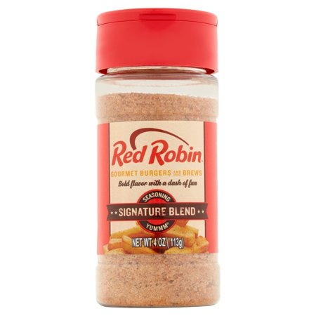 Red Robin Signature Blend Yumm Seasoning  4 Oz   Pack Of 8