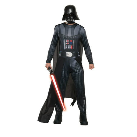 Star Wars Mens Darth Vader Halloween Costume - Darth Vader Halloween Costume