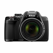 Nikon Black COOLPIX P530 Digital Camera with 16.1 Megapixels and 42x Optical Zoom