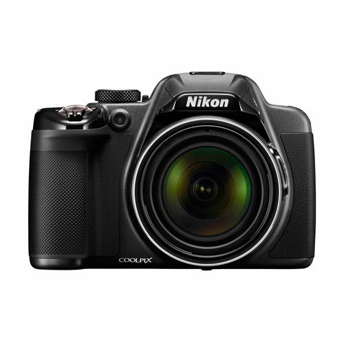 Nikon Black COOLPIX P530 Digital Camera with 16.1 Megapixels and 42x Optical Zoom