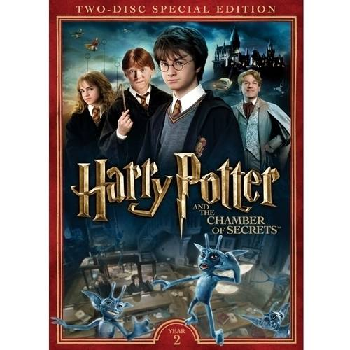 Harry Potter And The Chamber Of Secrets (2-Disc Special Edition) (Walmart Exclusive)
