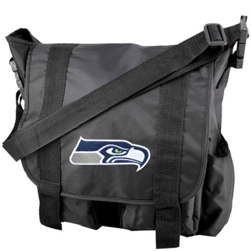 Seattle Seahawks NFL Premium Diaper Bag