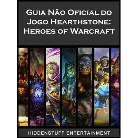 Guia Não Oficial Do Jogo Hearthstone: Heroes Of Warcraft - eBook - Jogos Do Dia Do Halloween