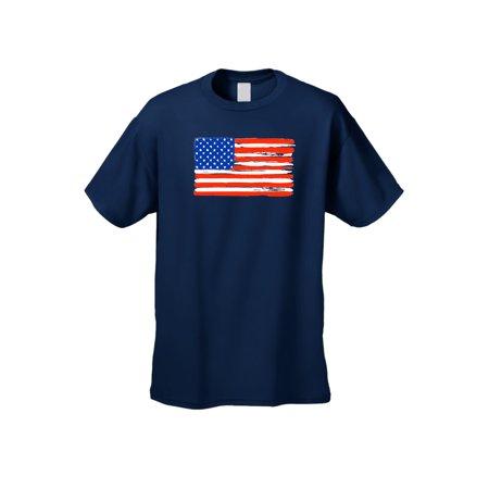 Sleeve Flag Shirt - Unisex United States of America Flag Pride USA Short Sleeve T-Shirt