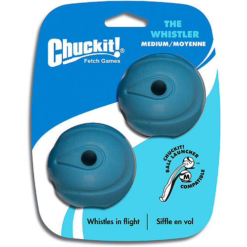 Chuckit! Medium Whistler Ball