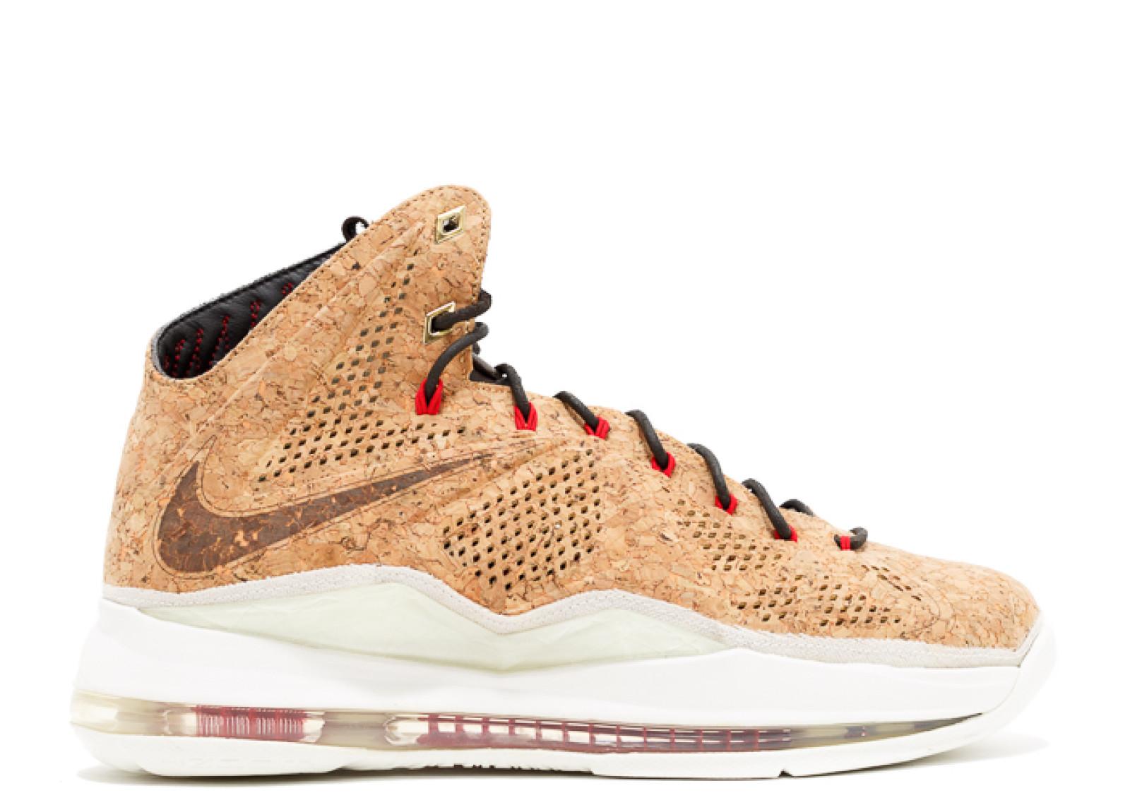 super popular 2798c 445f5 Nike - Men - Nike Lebron X Ext Cork Qs - 580890-200 - Size 10.5