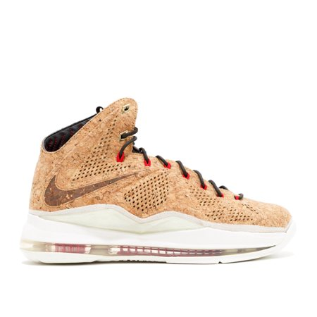classic fit cd3e1 48fc6 Nike - Men - Nike Lebron X Ext Cork Qs - 580890-200 - Size ...