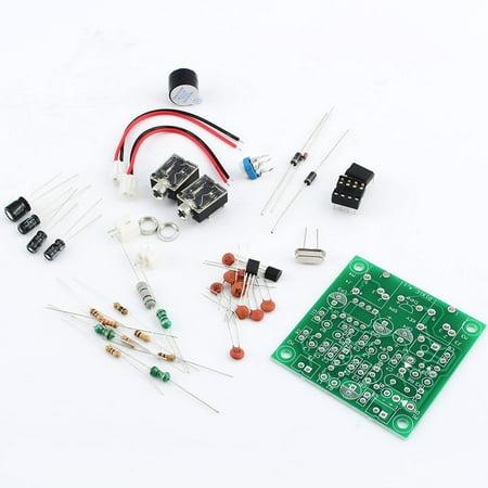 Yosoo HAM Radio 40M CW Shortwave Transmitter Receiver Version 4.1 7.023-7.026MHz QRP Pixie Kit DIY