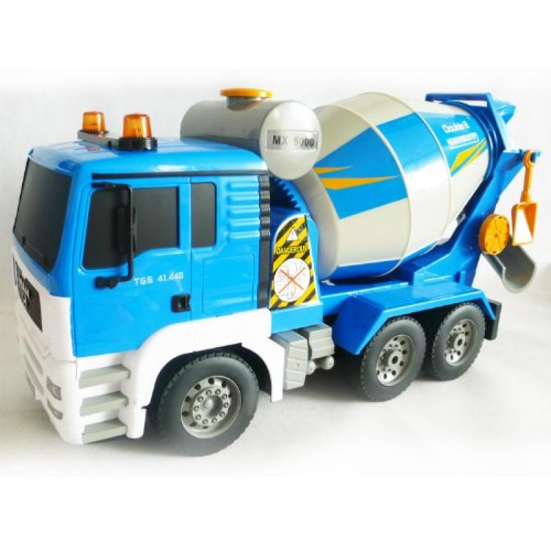 Double E Radio Control MAN TGS Cement Mixer (Extra Version) by Brand